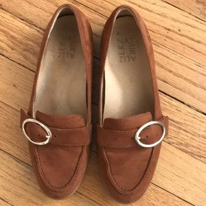Naturalized Tan Loafers